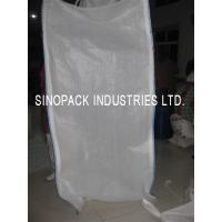 Quality Tall U-panel Big Bag FIBC , UV treated cement Polypropylene Jumbo Bags for sale