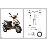 Scooter Steering  Parts HT125T-21