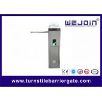 High Speed electronic Turnstile Barrier Gate for Museum , Gym , Club , Metro
