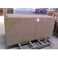 "G6382 Sunset Gold Granite Island Top 36"" Wide Slight Color Variance For Salon"