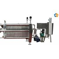 Wholesale Plate and frame diatomite filter machine from china suppliers