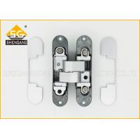China Cupboard Door Concealed Italian Hinges , Three Way Hinge 3d Adjsuatble wholesale