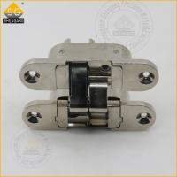 China Internal Door 3d Adjsuatble European Italian Hinges Hardware 180 Degree invisible hinge wholesale