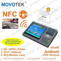 China Movotek Touch POS Terminal with Bar code Scanner, RFID Reader and Thermal Printer wholesale