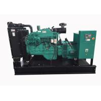 Open Diesel Generator Set , Three Phase Diesel Powered Generator Water Cooling