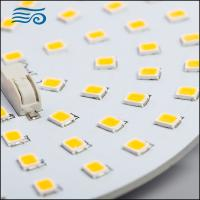 China Round High Power SMD LED Module 2835 80pcs 16W for Ceiling Lighting wholesale