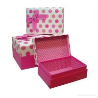 Wholesale drawer gift box from china suppliers