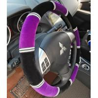 Car steering wheel cover fabric cover car steering wheel cover easy clean