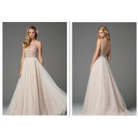 Wholesale Embroidery Decorative Wedding Dress Ball Gown Ivory Cheap Wedding Dresses from china suppliers