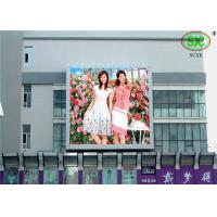 RGB  Full Color Outdoor Electronic LED Video Screens Wall for Highway / Street