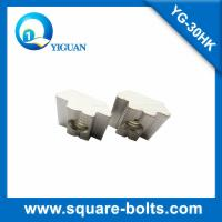 Wholesale 30HK sliding nut for 30 series of aluminum profile slot 8 from china suppliers