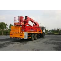 China 6x4 18M Dongfeng Bucket Bridge Inspection Equipment For Bridge Detection wholesale
