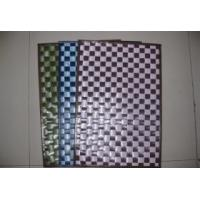 Wholesale plastic woven placemat from china suppliers
