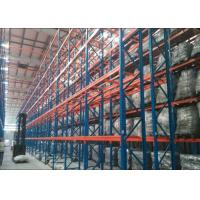 China Steel Q235B Heavy Duty Metal Shelving , Industrial Pallet Racks With CE Certificate wholesale