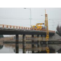 Wholesale FAW Chassis National V 15+2m Aluminum Mobile Bridge Inspection Platform from china suppliers