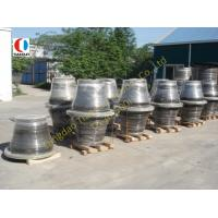 Industrial Rubber Marine Fenders 500H Cone With CCS Certificate , High Strength