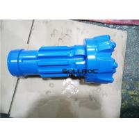 """6"""" Atlas Copco Down The Hole Cop66 DTH Button Drill Bits For Rock Drilling"""
