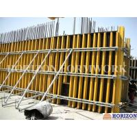 Wholesale Concrete Wall Formwork System With H20 Wooden Beam and Steel Walers from china suppliers