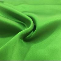 Wholesale Matte Satin Chiffon Fabric Silk - Like Smooth For Fashion Garments / Decorations from china suppliers