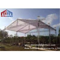 Wholesale 6082-T6 Aluminum Box Truss / Lighting Truss Hand Hoist 290mm X 290mm Size from china suppliers