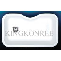 Wholesale High polished acrylic kitchen sink from china suppliers