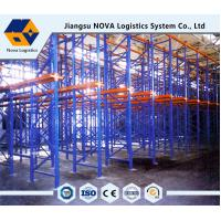 Wholesale Anti-Rust Metal Storage Drive Through Pallet Racking With Electrostatic Spray from china suppliers
