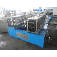 Wholesale Standing Seam Roof Panel Roll Forming Machine Container Fix Type PPGI PPGL 320-400 Mpa from china suppliers
