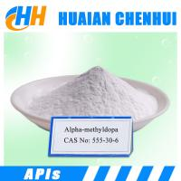 Wholesale Antihypertensive agent Alpha - methyldopa powder/ CAS: 555-30-6 from china suppliers