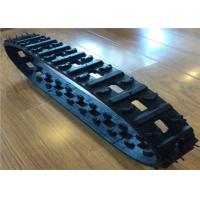 Puyi Small rubber track TH-85  85*59.4*24 for mini robot /systems / wheelchairs