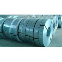 Wholesale 20 - 600mm Width Hot Dipped Galvanized Steel Strip Q235B Acid-Seal Paint from china suppliers