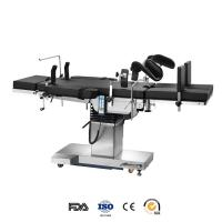 Multi-functional 304 Stainless Steel X Raying C arm electric operating table