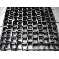 Baking Flat Stainless Steel Mesh BeltCorrosion Resistance High Load