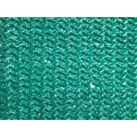 Wholesale Agricultural Sun Shade Net / Greenhouse Shade Netting , Green And Dark Green from china suppliers