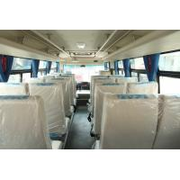 China Diesel Left / Right Hand Drive Vehicle Star Resort Bus For Tourist , City Coach Bus wholesale