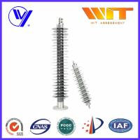 Wholesale Medium Voltage Polymer Lightning Arrester With Electrical Terminals from china suppliers