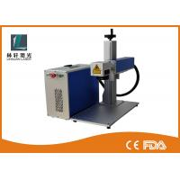 Wholesale Mini Fiber Metal Laser Marking Machine For Stainless Steel / Metal Laser Marker from china suppliers