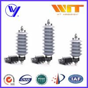 10KA Polymer Surge Protection Varistor Lightning Arrester 18KV