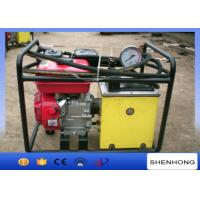 Wholesale 80 MPa High Pressure Motorized Hydraulic Pump Station With 4HP Diesel Engine from china suppliers