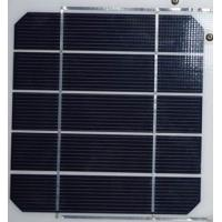 Wholesale 156mm*31.2mm 4.5w monocrystalline solar cell with high efficiency 19.0% from china suppliers