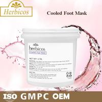 Wholesale 4L Herbicos Menthe Essence Facial Beauty Mask Foot Care Cooled Mask from china suppliers