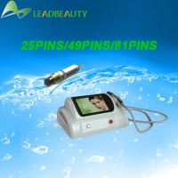 Hot Sale In Overseas !Manufacturer China Newest Designed fractional rf microneedle Machine