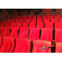 Commercial Movie Theater Seats / Movie Theater Chairs With Sound Vibration