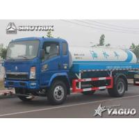 Wholesale HOWO 4x2 ENGINE POWER 160HP, WATER VOLUME 10CBM WATER TRUCK from china suppliers