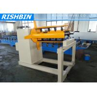 0.8 mm Thickness Structural Steel Cold Roll Forming Machine with Hydraulic Shear