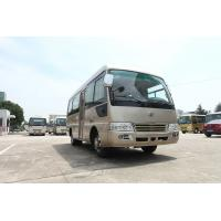 China Petrol High Roof Long Wheelbase Light Commercial Utility Vehicles , Off-Road Commuter Minibus wholesale
