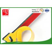 Wholesale Self Gripping Die Cutting hook and loop Wire Tie / Magic Hook Loop Cable Ties from china suppliers