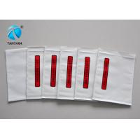 Waterproof Packing List Enclosed Envelopes , Plastic Document enclosed pouches