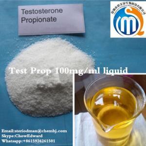 Injectable Raw Testosterone Powder Propionate Body Health Fitness for Bodybuilder , CAS 57-85-2