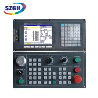 China 5 Axis Computer Controlled Woodworking Cutting CNC Router Controller Engraving Cnc Control System With Plc wholesale