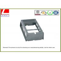 High Precision Sheet Metal Fabrication Process steel enclosure used for telecommunication box